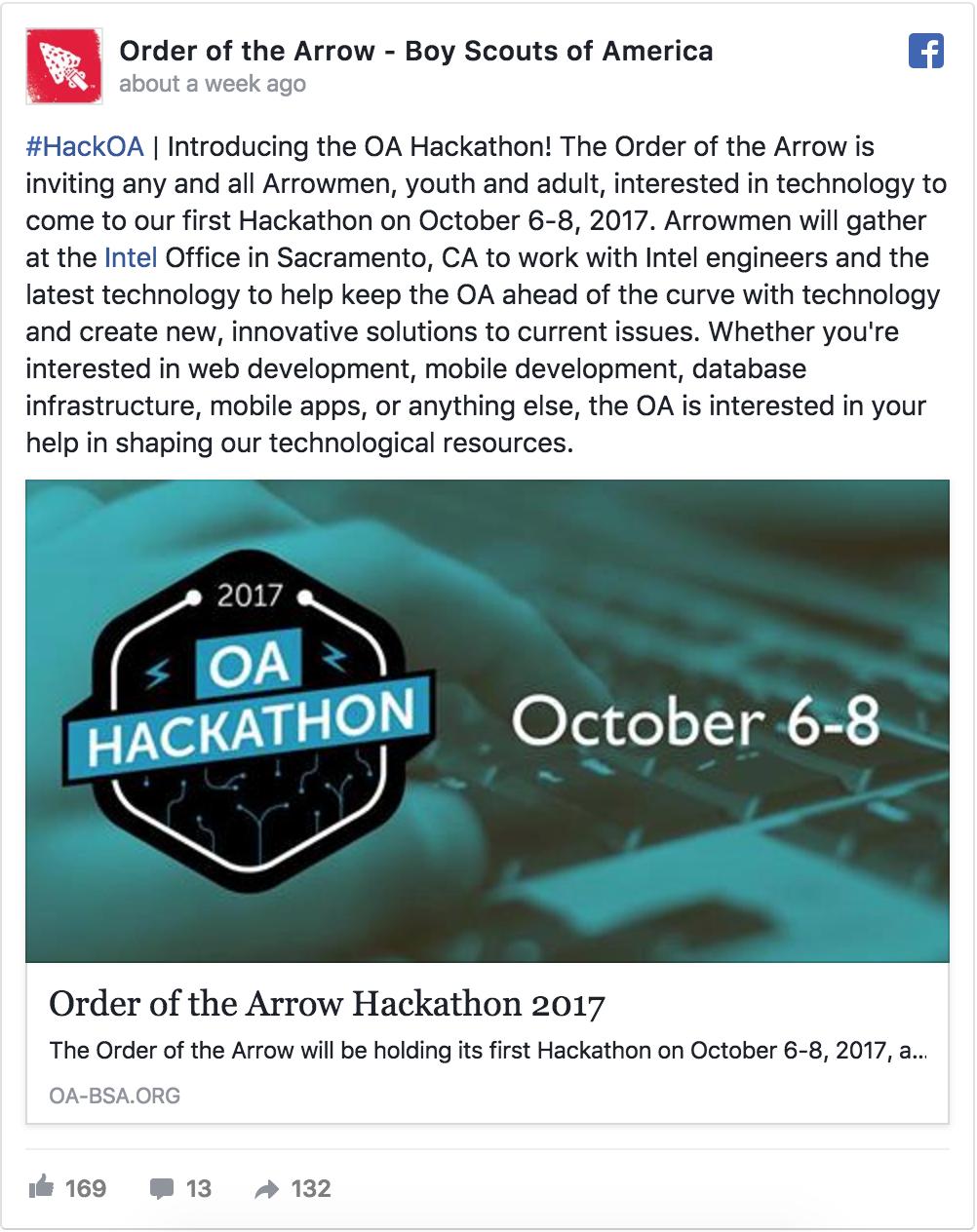 FB Hackathon