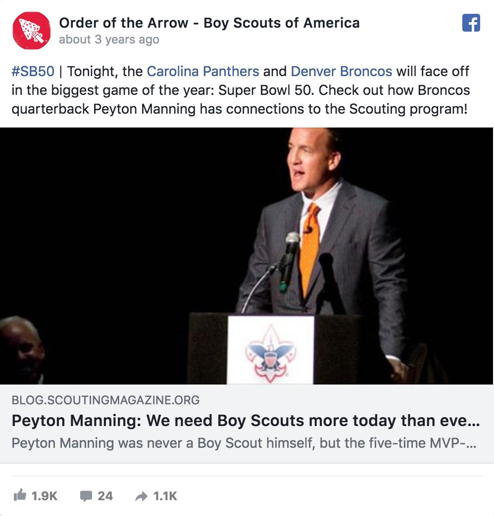 FB Peyton Manning