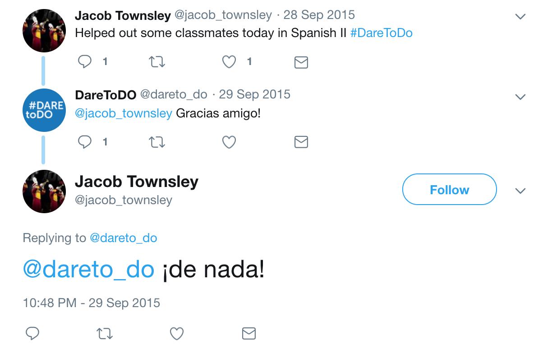 DTD Social Response8