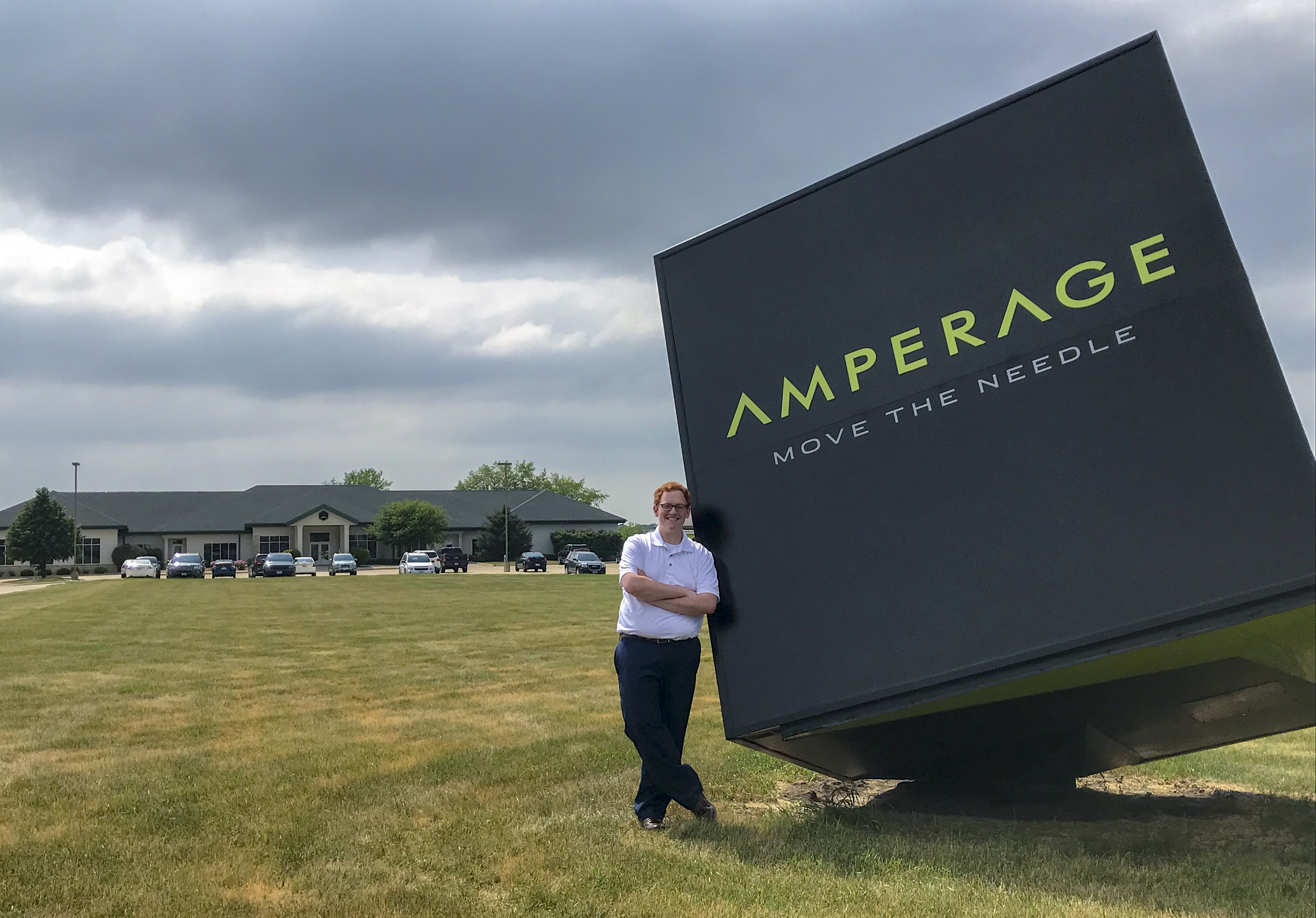 Mitch at Amperage